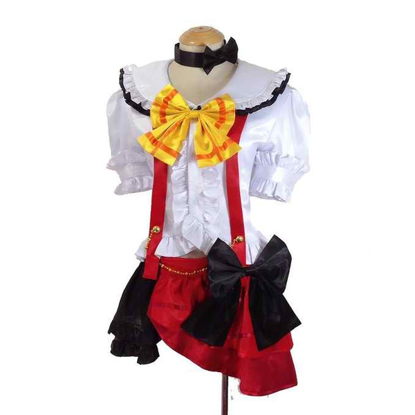Inspired by Love Live! Honoka Kosaka Cosplay Costume - Ver 1