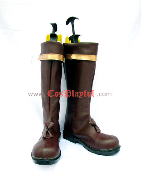 Inspired by Blind Justice Nox Cosplay Boots