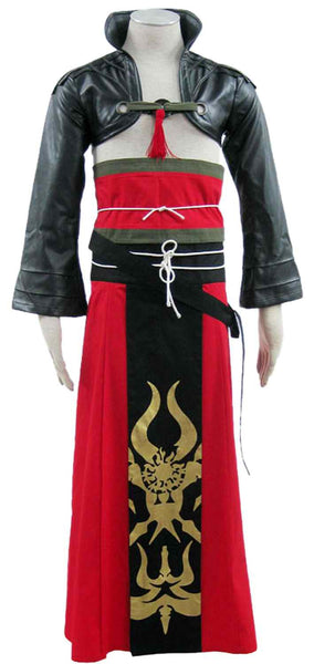 Inspired by Lamento Beyond the Void Razeru Cosplay Costume
