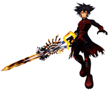 Inspired by Kingdom Hearts : Birth By Sleep Vanitas Cosplay Costume