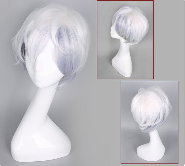 Inspired by Devil Survivor Anguished One Cosplay Wig