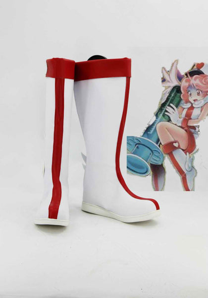Inspired by Yu-Gi-Oh Injection Fairy Lily Cosplay Boots