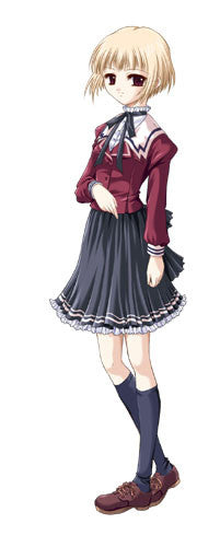 Custom Tailor Made Cosplay Costume Inspired by Ayame Mochizuki from ONE 2 ~ Eien no Yakusoku ~
