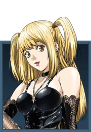 Custom Tailor Made Cosplay Costume Inspired by Misa Amane from Death Note