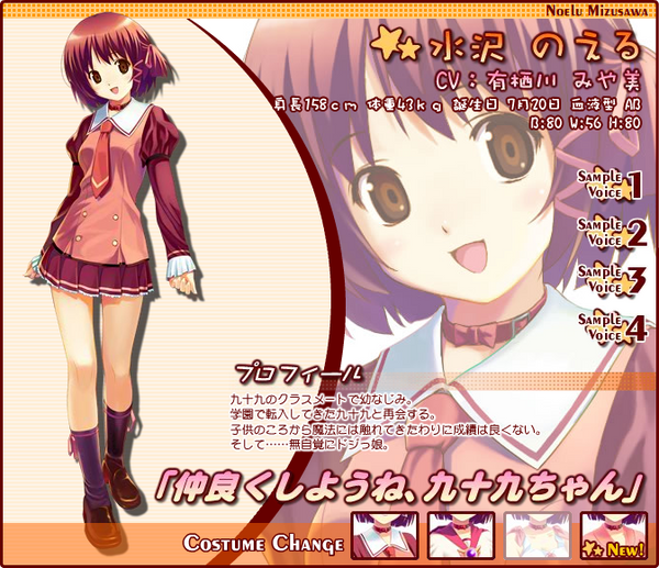 Custom Tailor Made Cosplay Costume Inspired by Noel Mizusawa from ARS:MAGNA