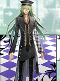 Inspired by Amnesia Ukyo Cosplay Costume - Ver 1