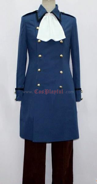 Inspired by Hetalia Axis Powers Austria Cosplay Costume