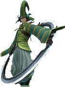 Inspired by Mori Motonari Kahz Cosplay Costume