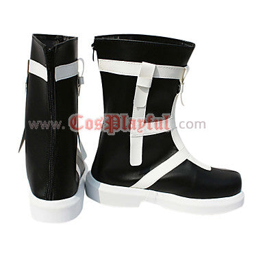 Inspired by Yukio Okumura from Blue Exorcist Ao No Exorcist Cosplay Boots