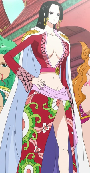 One Piece Boa Hancock Commission Cosplay Costume