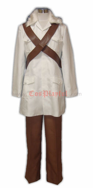 Inspired by Hetalia Axis Powers Canada Matthew Williams Cosplay Costume