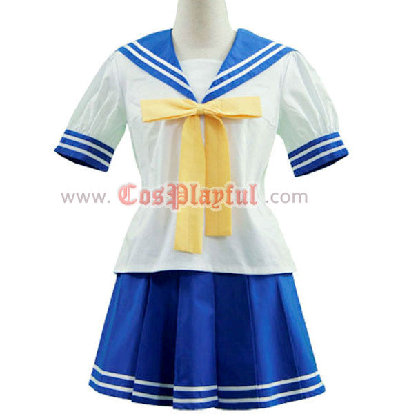 Inspired by Lucky Star School Uniform