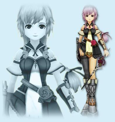 Inspired by Claves from Eternal Sonata Cosplay Costume