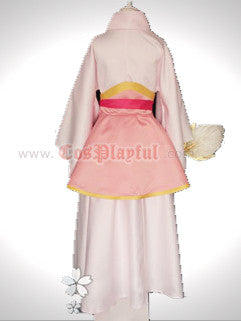 Inspired by Hakuei Ren from Magi: The Labyrinth of Magic Cosplay Costume Dress