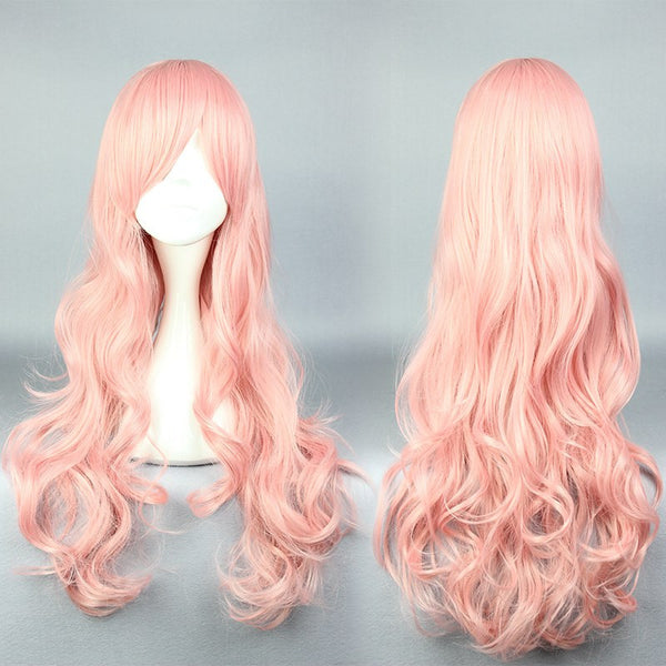 Inspired by Cute High Earth Defense Club Love Akoya Gero Cosplay Wig