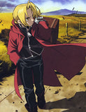 Inspired by Edward Elric Full Metal Alchemist Cosplay Costume