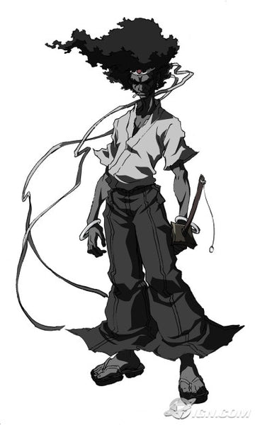 Inspired by Afro Samurai Cosplay Costume - Cosplayful