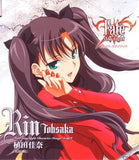 Inspired by Rin Tosaka Cosplay Costume - Fate Stay Night Cosplay