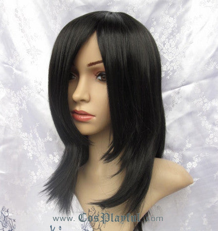 Inspired by Tifa Lockheart Advent Children Cosplay Wig