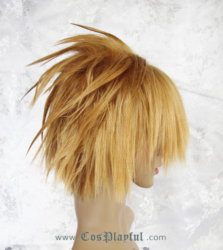 Inspired by Katekyo Hitman Reborn Giotto Cosplay Wig