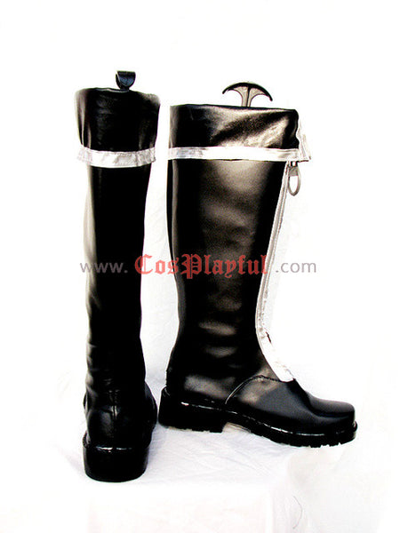 Inspired by D. Gray-man Allen Walker Cosplay Boots