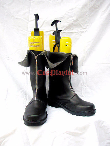 Inspired by Dissidia : Final Fantasy FF9 Cloud Cosplay Boots