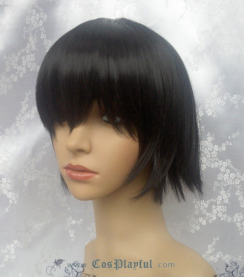 Inspired by Code Geass Zero Lelouch Lamperouge Cosplay Wig