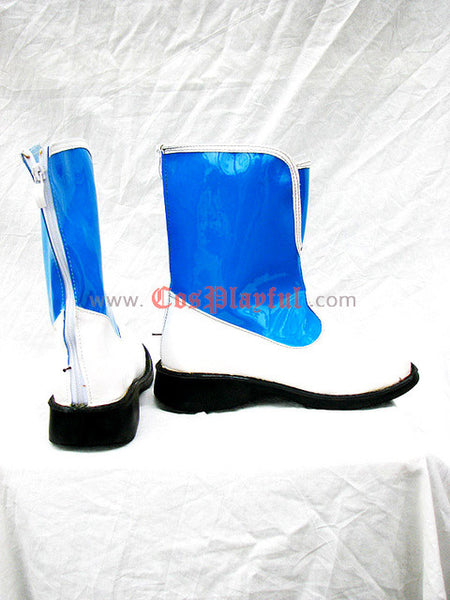 Inspired by Final Fantasy 10 FFX-2 Rikku Cosplay Boots / Cosplay Shoes