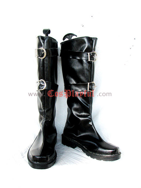 Inspired by Final Fantasy 7 Sephiroth Cosplay Boots