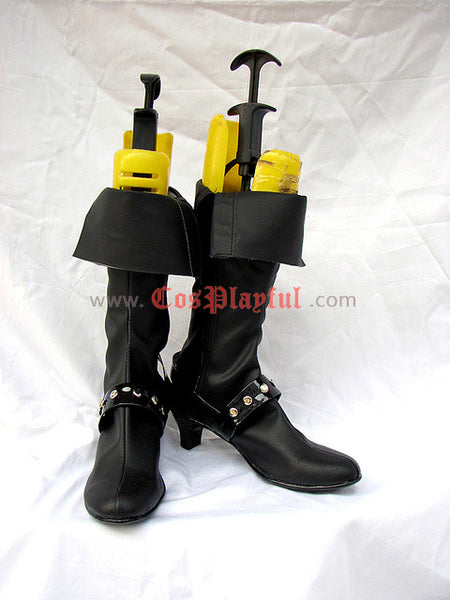 Inspired by Final Fantasy X-2 FFX-2 Paine Cosplay Boots