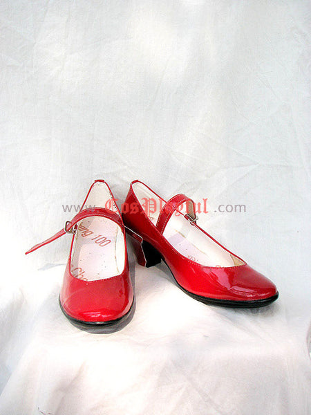 Inspired by Sailor Mars Raye Hino / Hei Hino Cosplay Cosplay Shoes
