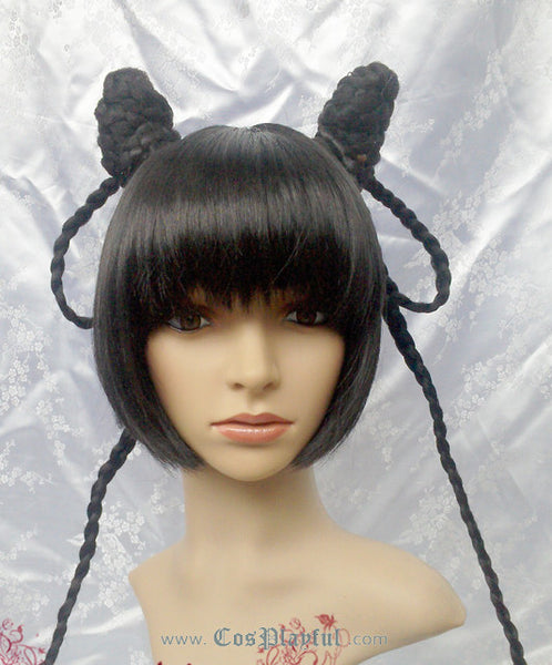 Inspired by Black Butler Ranmao Cosplay Wig