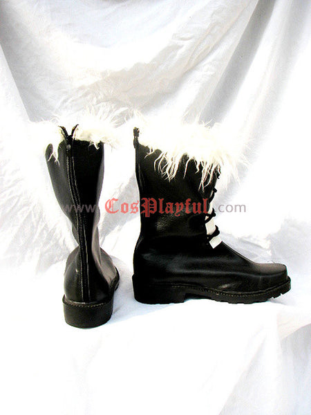 Inspired by D. Gray Man Jasdevi/ Jastero/ Devit Cosplay Boots