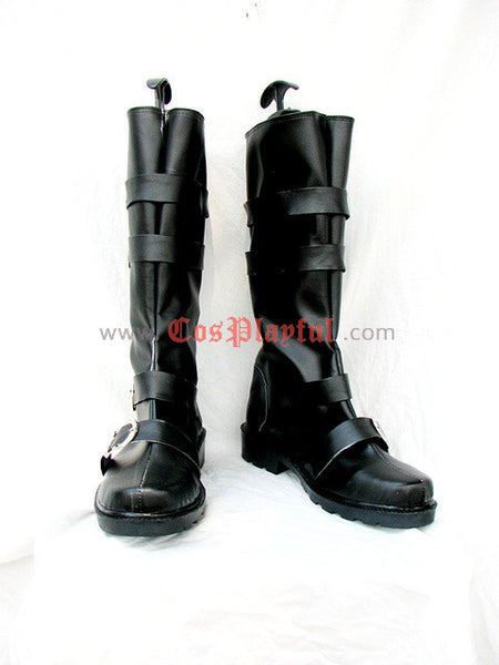 Inspired by D. Gray-man Arystar Krory Cosplay Boots