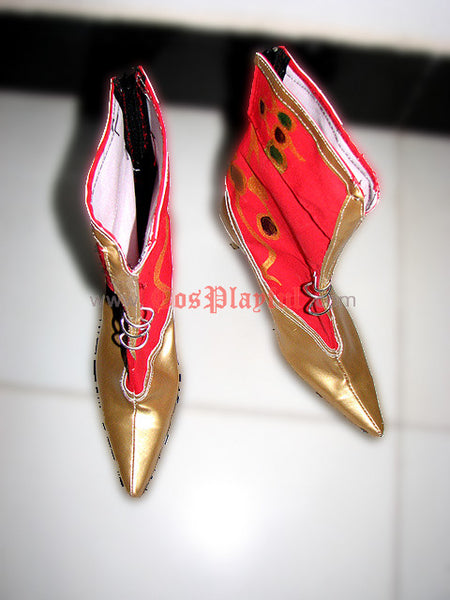 Inspired by Dissidia : Final Fantasy Cosplay Boots
