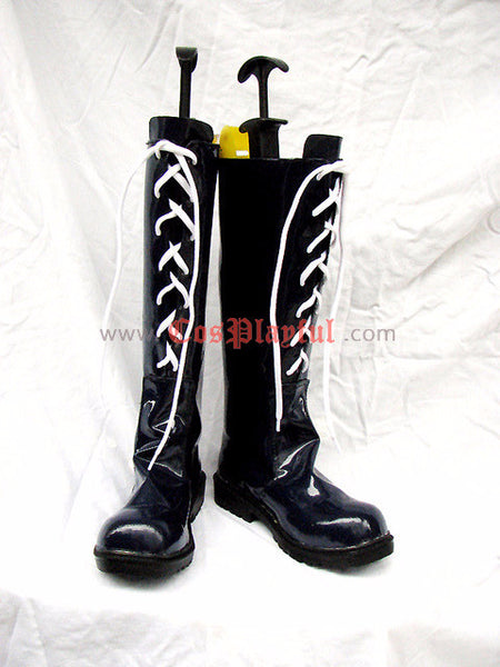 Inspired by Final Fantasy X2 Yuna Cosplay Boots