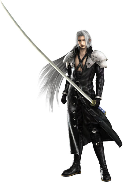 Inspired by Sephiroth Final Fantasy VII (7) Cosplay