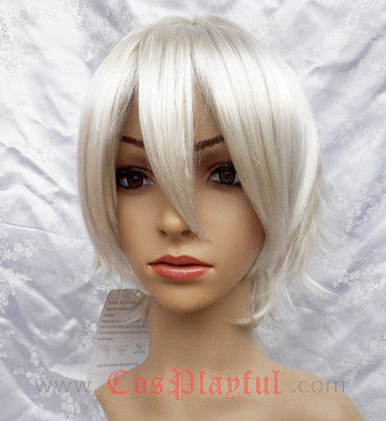 Inspired by Allen Walker Cosplay Wigs - Cosplayful