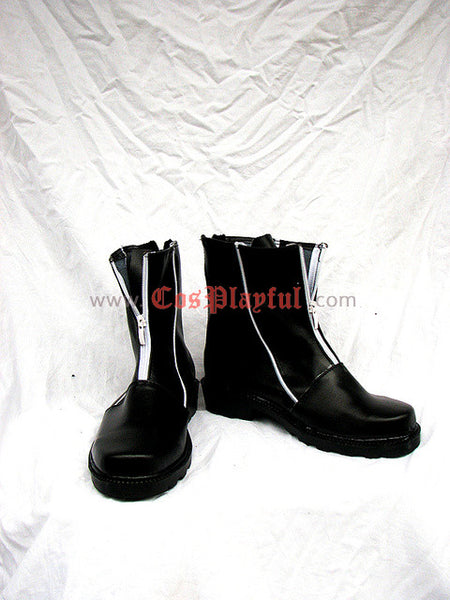 Inspired by Final Fantasy 7 Cloud Cosplay Boots / Cosplay Shoes 2