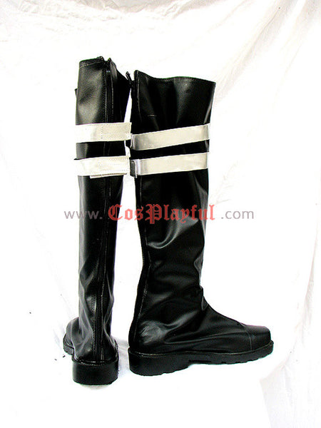 Inspired by Dissidia : Final Fantasy Sephiroth Cosplay Boots