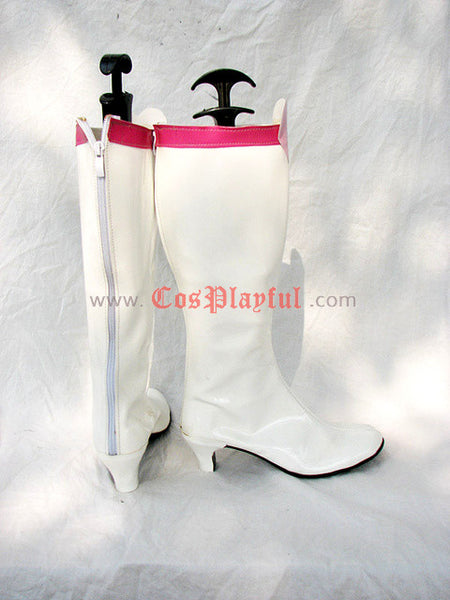 Inspired by Sailor Mini Moon Rini / Chibiusa Cosplay Boots 2