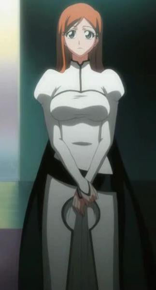 Inspired by Orihime Inoue Arrancar Cosplay Costume Bleach Cosplay