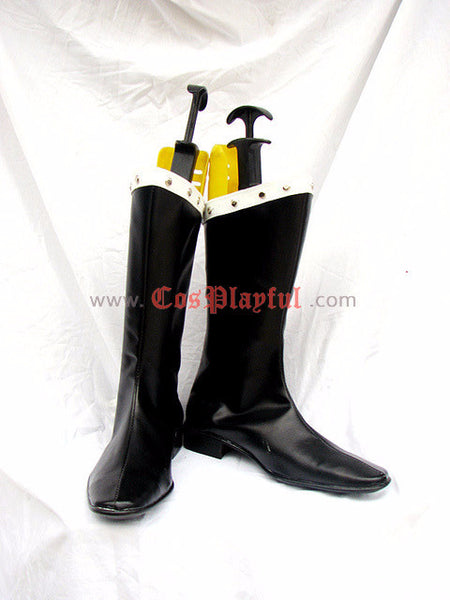 Inspired by Castlevania Dracula Cosplay Boots / Mathias Cosplay Boots
