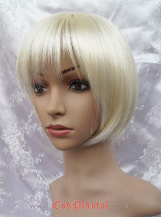 Inspired by Axis Powers Hetalia Sweden Berwald Cosplay Wigs
