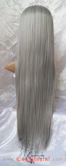 Inspired by Sephiroth Final Fantasy VII (7) Cosplay Wig High Quality