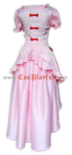 Inspired by Umineko no Naku Koro ni Lambdadelta Cosplay Costume