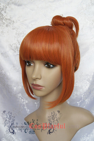 Inspired by Umineko no Naku Koro ni Eva Ushiromiya Cosplay Wig High Quality