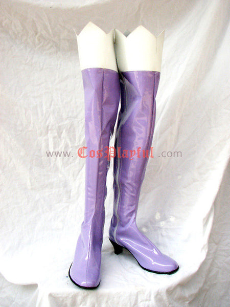 Inspired by Macross Frontier Klan Klang Cosplay Boots