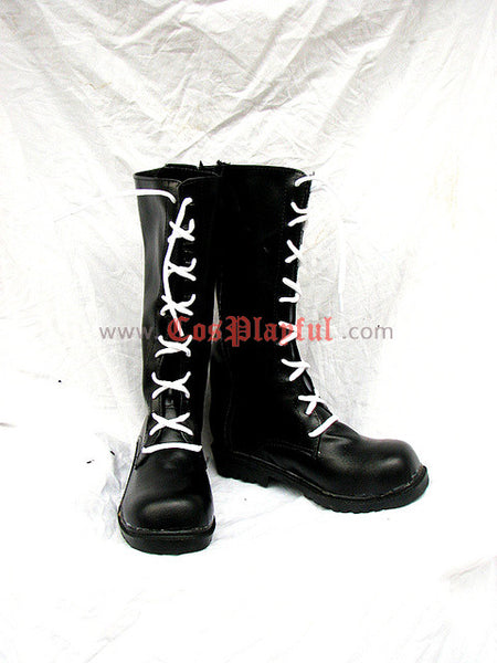 Inspired by Katekyo Hitman Reborn Uni Cosplay Boots / Cosplay Shoes