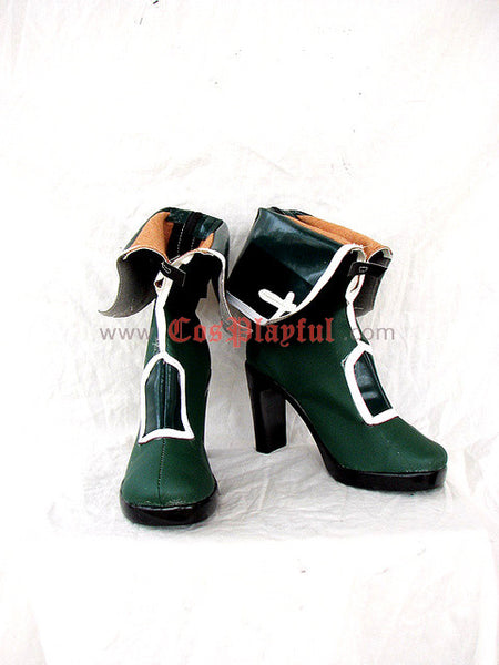 Inspired by Ys Origin Cadena Cosplay Boots / Cosplay Shoes